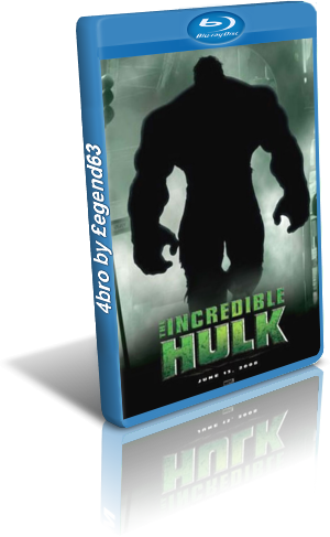 L'incredibile Hulk (2008).mkv BDRip 1080p x264 AC3/DTS iTA-ENG
