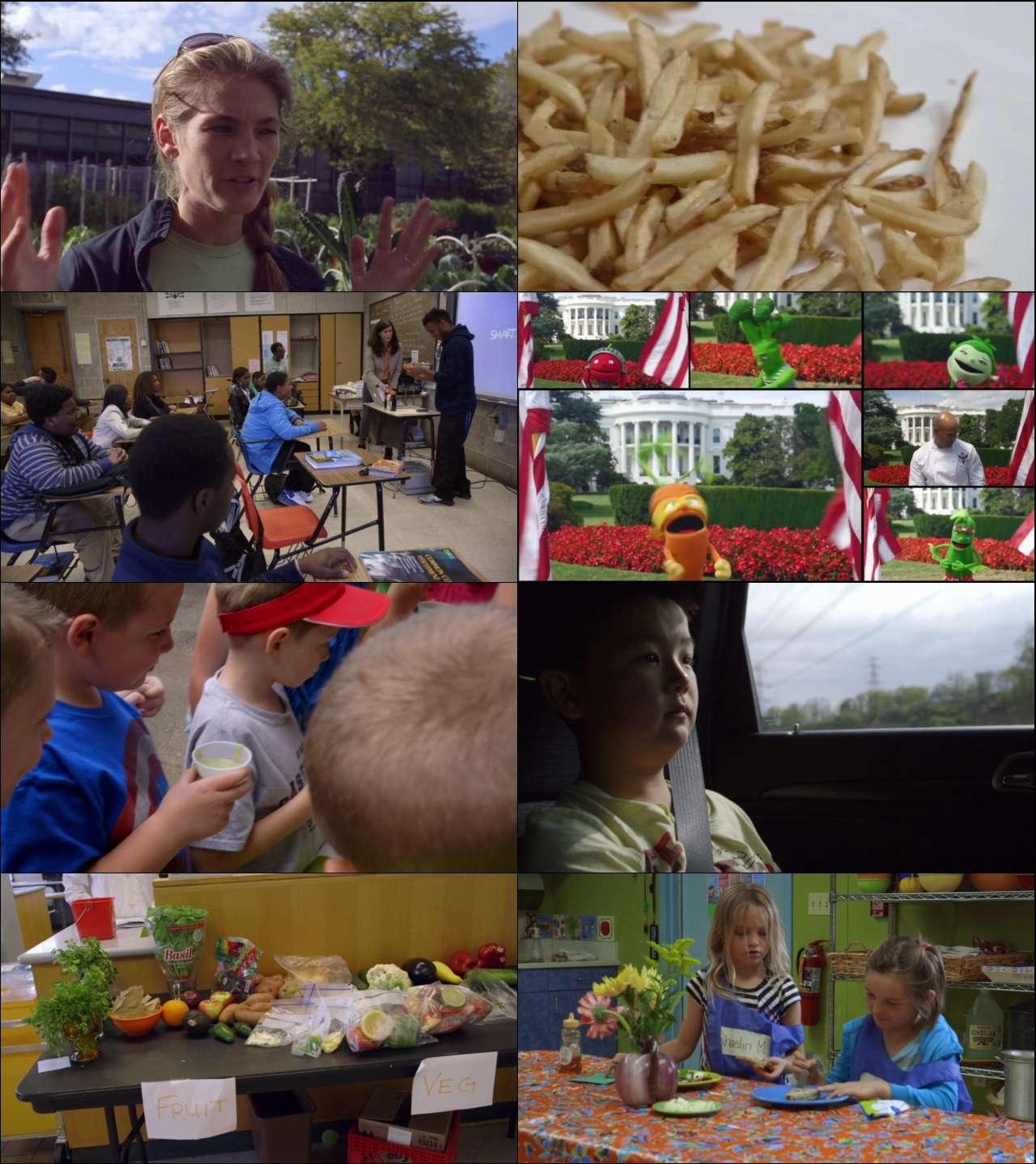 The Kids Menu (2016) türkçe dublaj belgesel film indir
