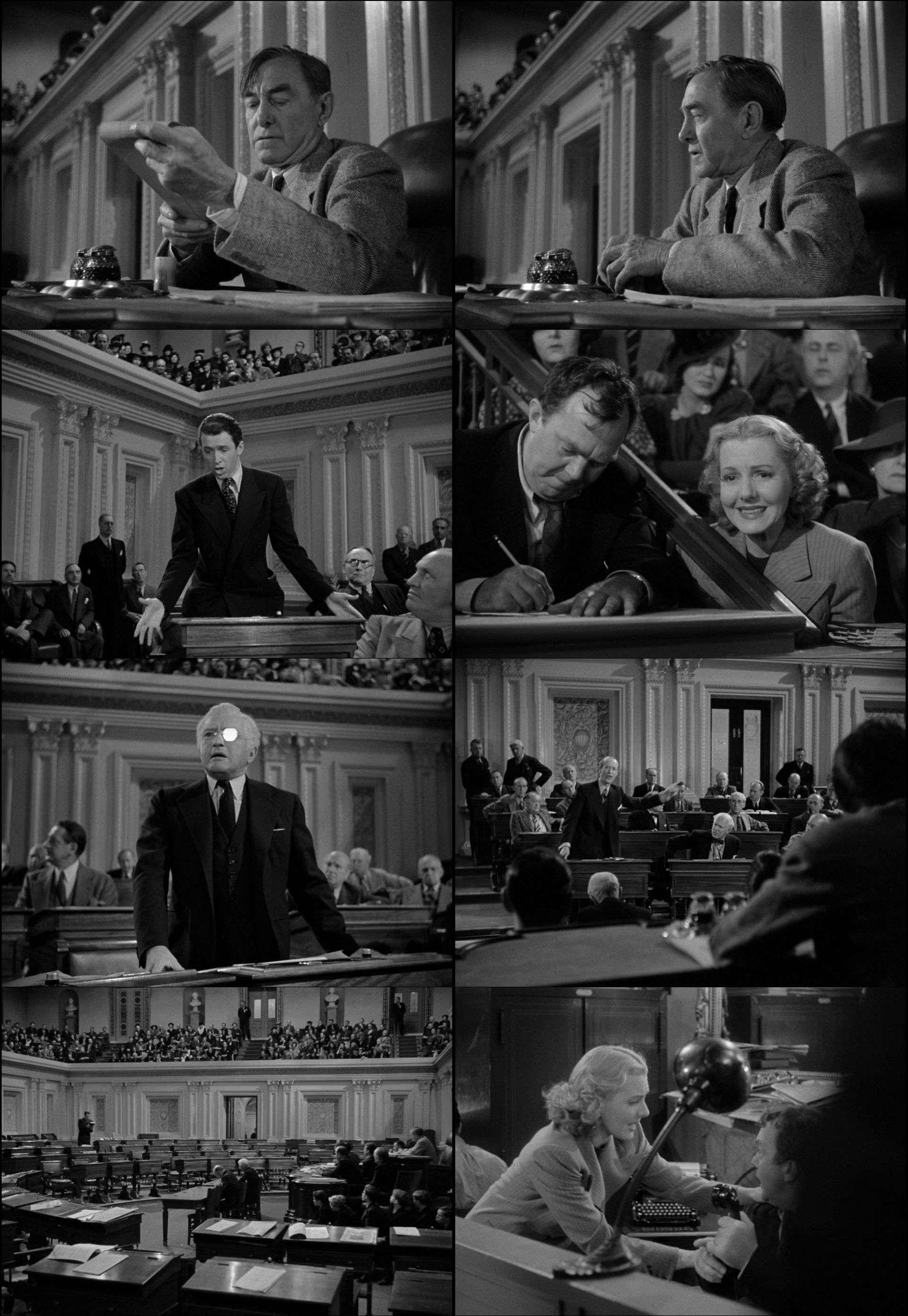Mr. Smith Washington'a Gidiyor (1939) türkçe altyazılı film indir