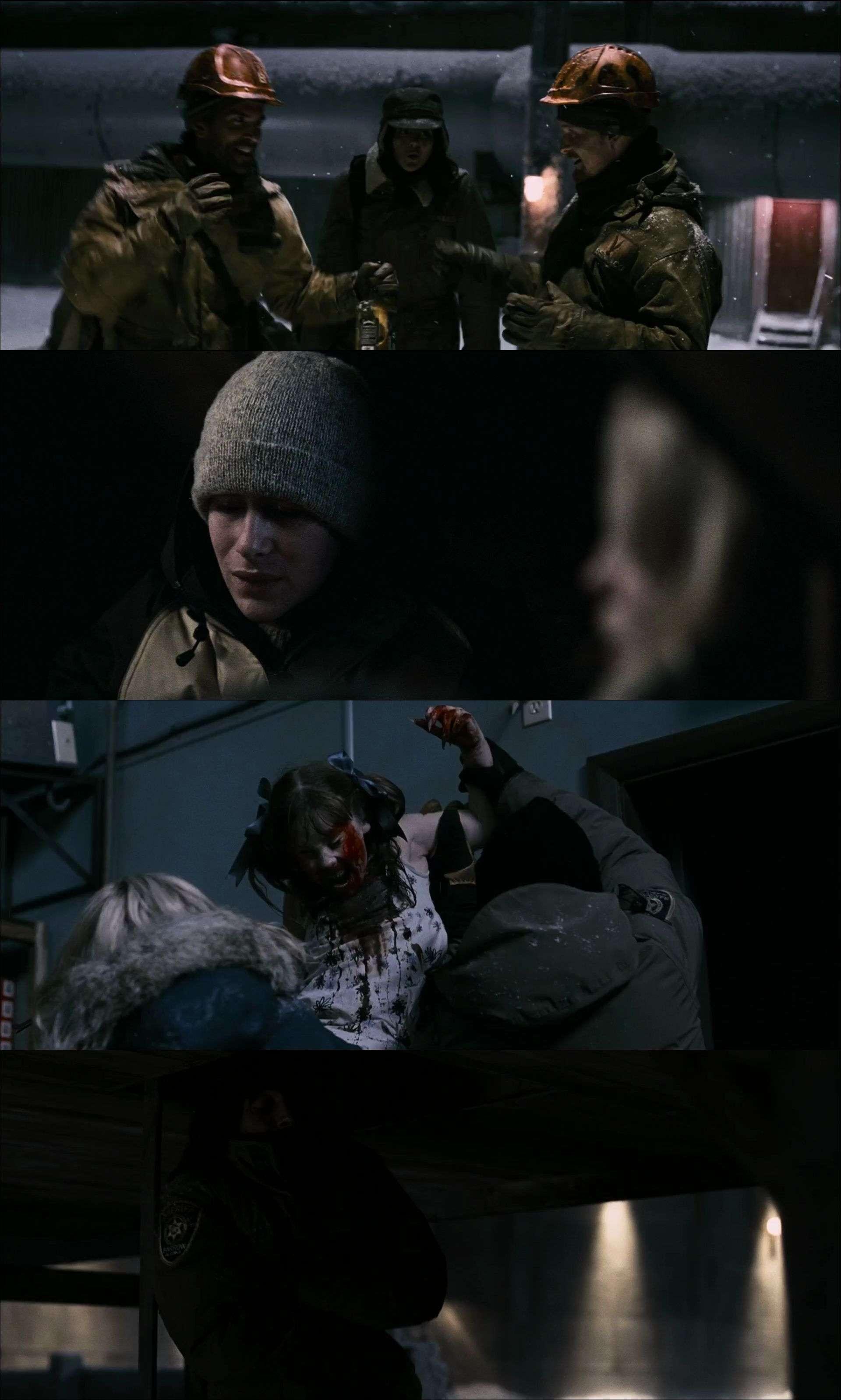 30 Gün Gece - 30 Days of Night (2007) full türkçe dublaj film indir