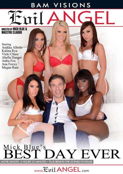 Самый Лучший День Мика Блу | Mick Blue's Best Day Ever (2016) DVDRip