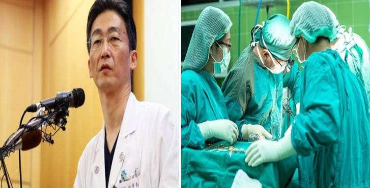 의사의 수술복이 초록색인 이유(+피튀길까봐 아님)