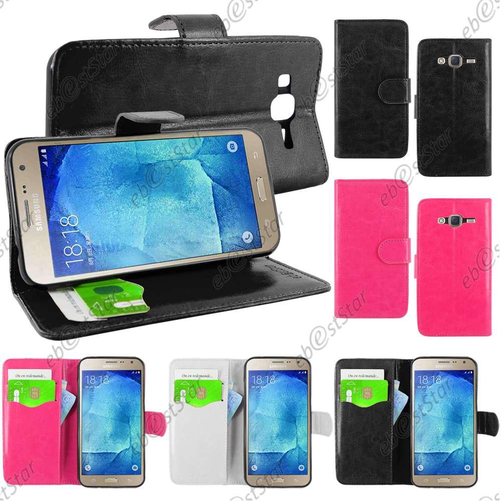 Housse-Portefeuille-Simili-Cuir-Samsung-Galaxy-A3-A5-J1-J3-J5-J7-2016-2017-2018