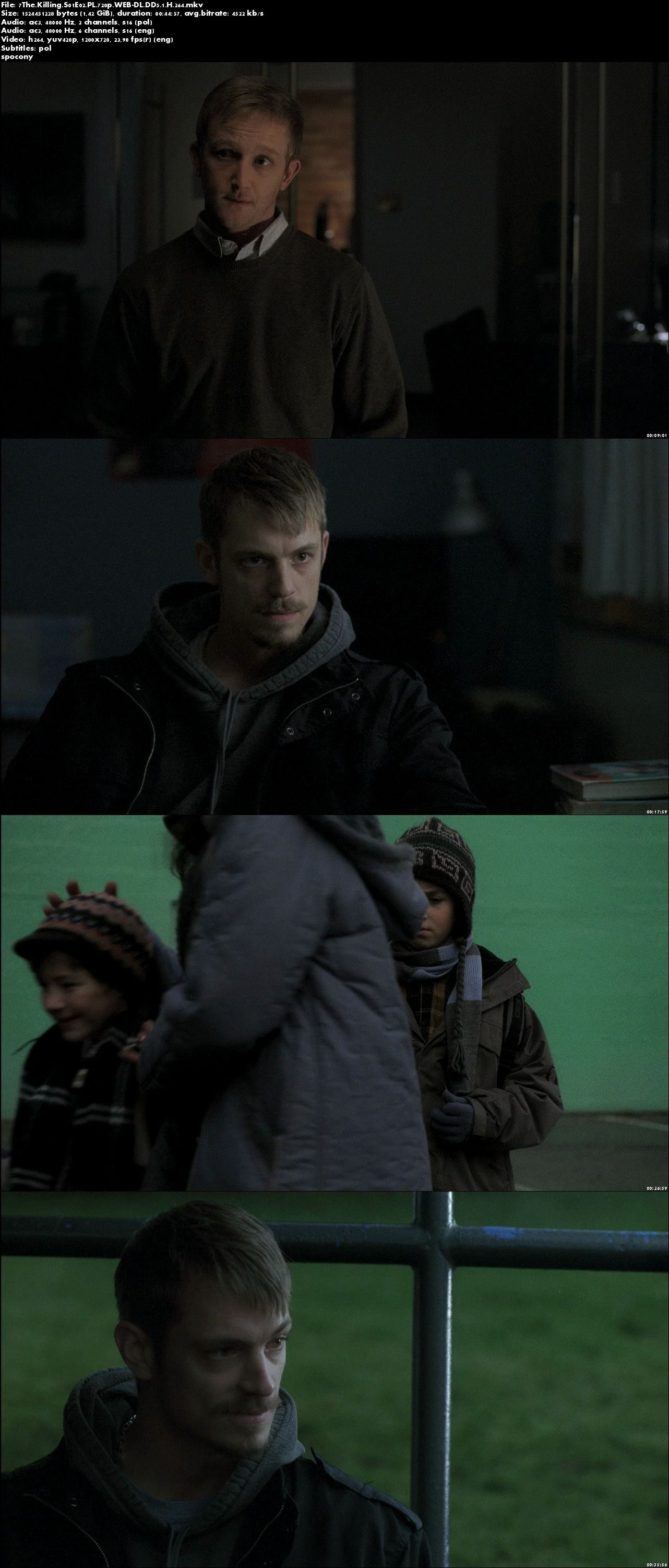 Dochodzenie / The Killing (2011) {Sezon 1} (Pełen sezon) MULTi.720p.WEB-DL.DD5.1.H.264 [Lektor PL]