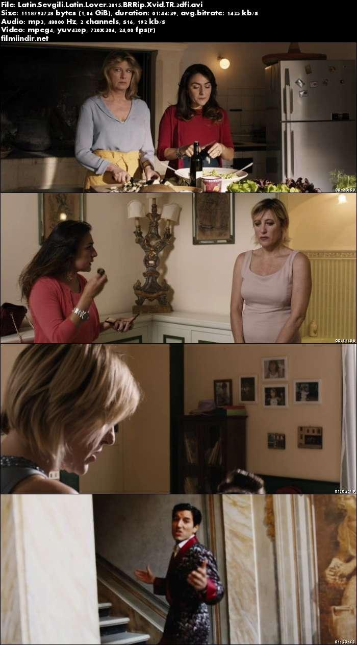 Latin Sevgili - Latin Lover (2015) - film indir - türkçe dublaj film indir