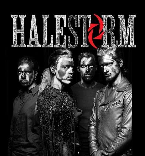 Halestorm - Дискография [5 Album, 3 Live, 7 Singles & EP + 1 Demo] | FLAC