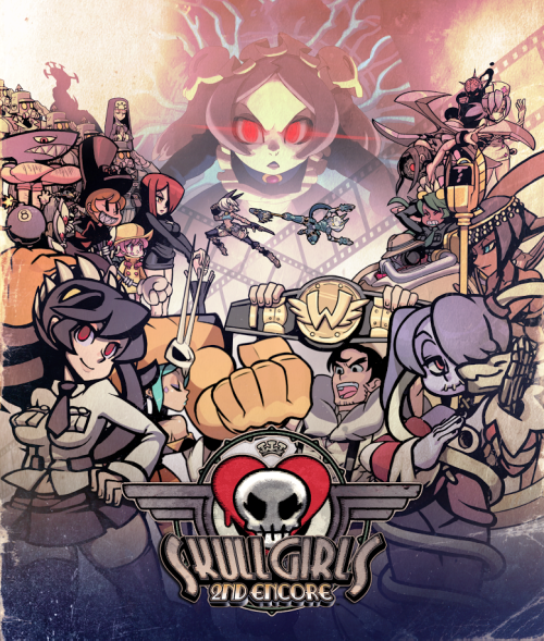 Skullgirls 2nd Encore | PC | Лицензия
