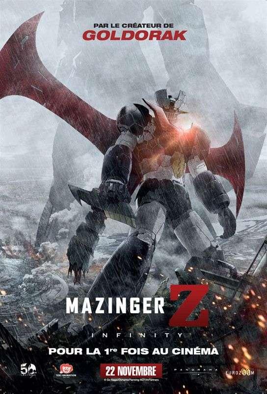 Manzinger Z Infinity 2017 FRENCH BDRip