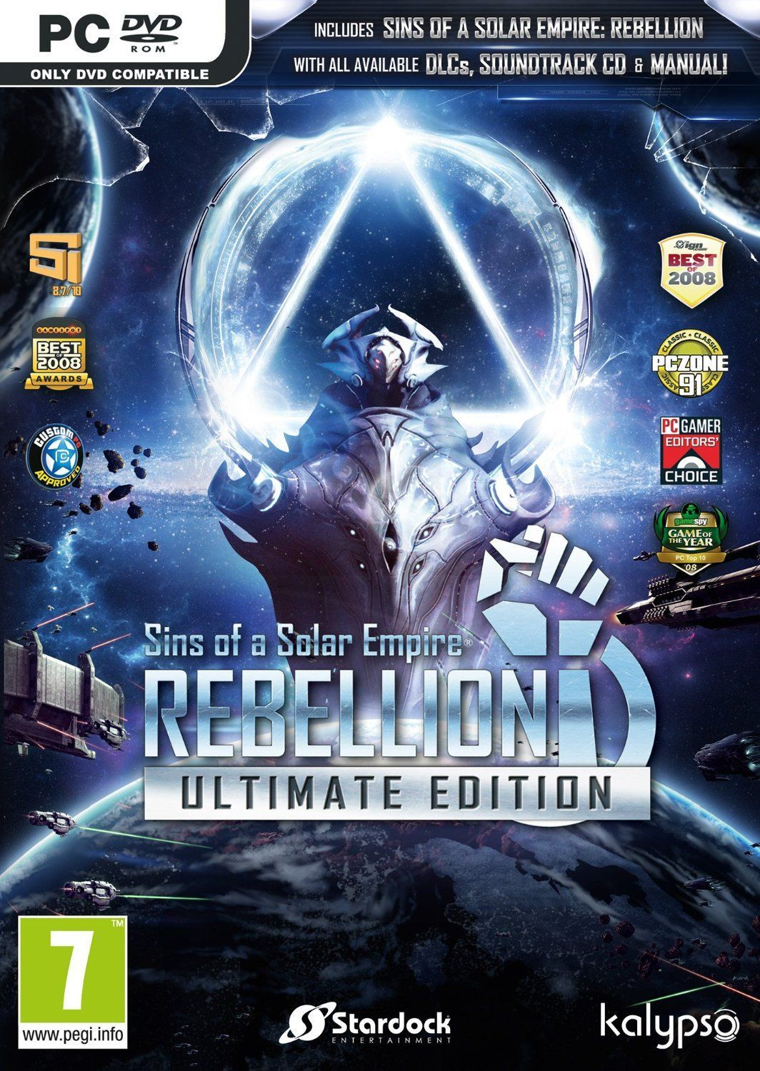 Sins of a Solar Empire: Rebellion | PC | Repack от Audioslave