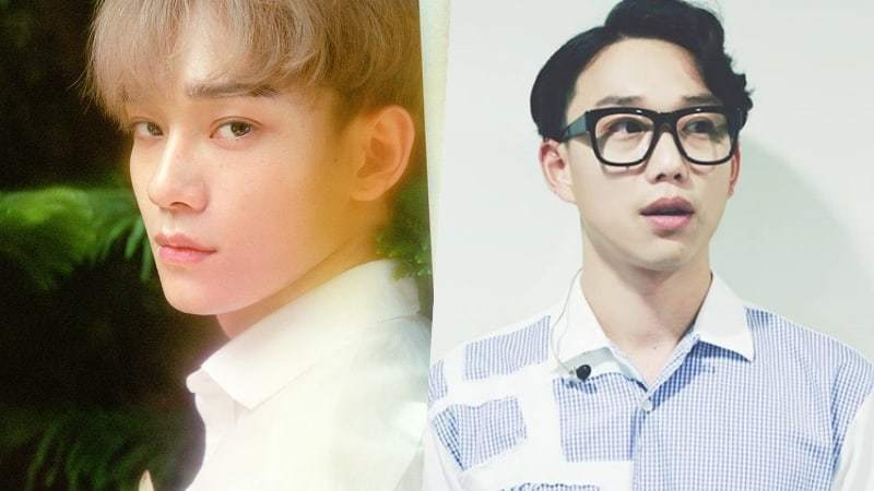 EXO's Chen To Fulfill Wish Of Collaborating With 10cm Through SM STATION
