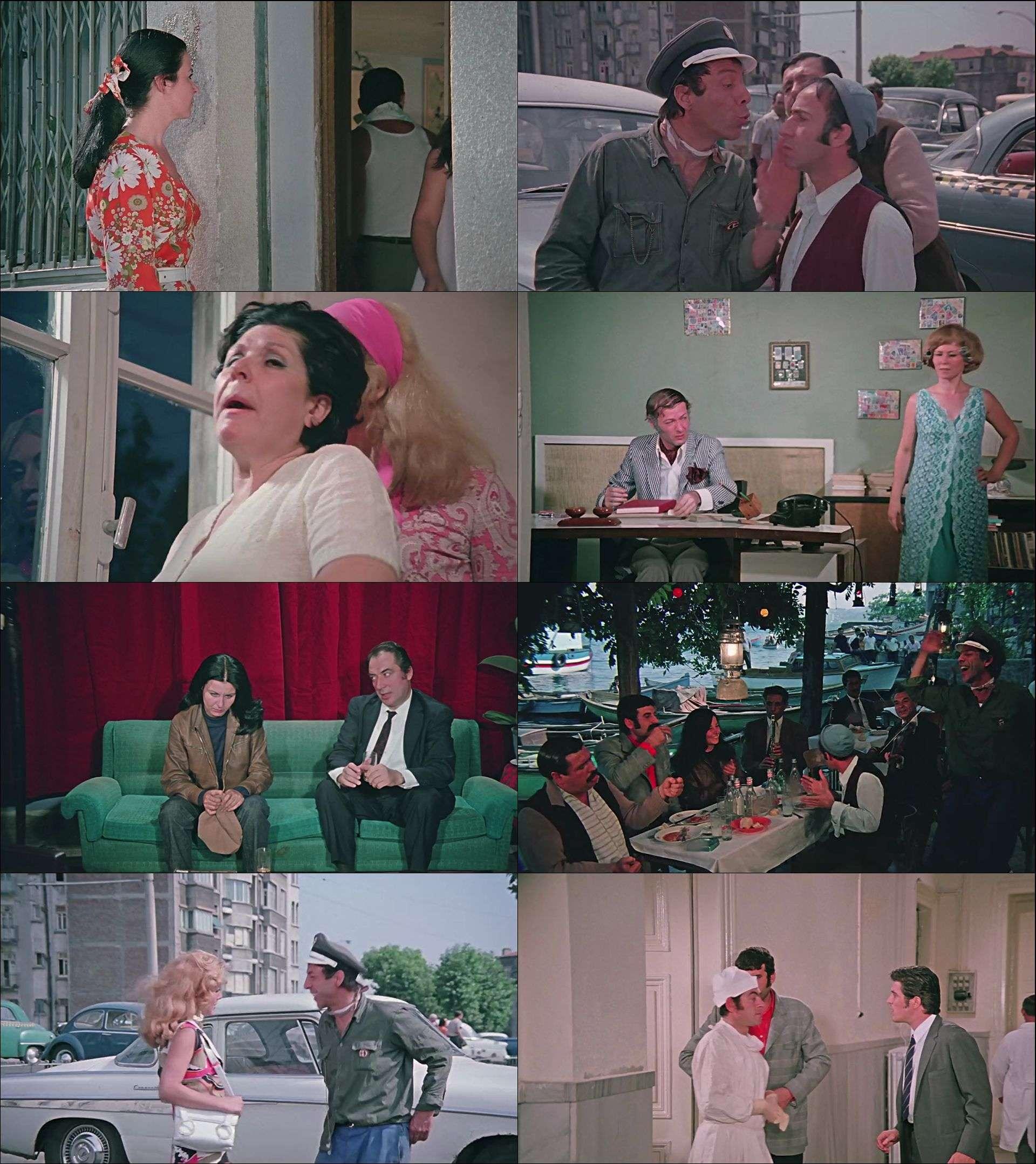 Şoför Nebahat (1970) hd yerli film indir