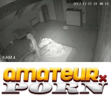 Скрытая камера в частном пансионате (2017) CamRip |