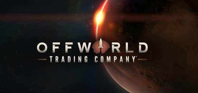 Offworld Trading Company [v1.8.13949] | PC | RePack от Saverneo