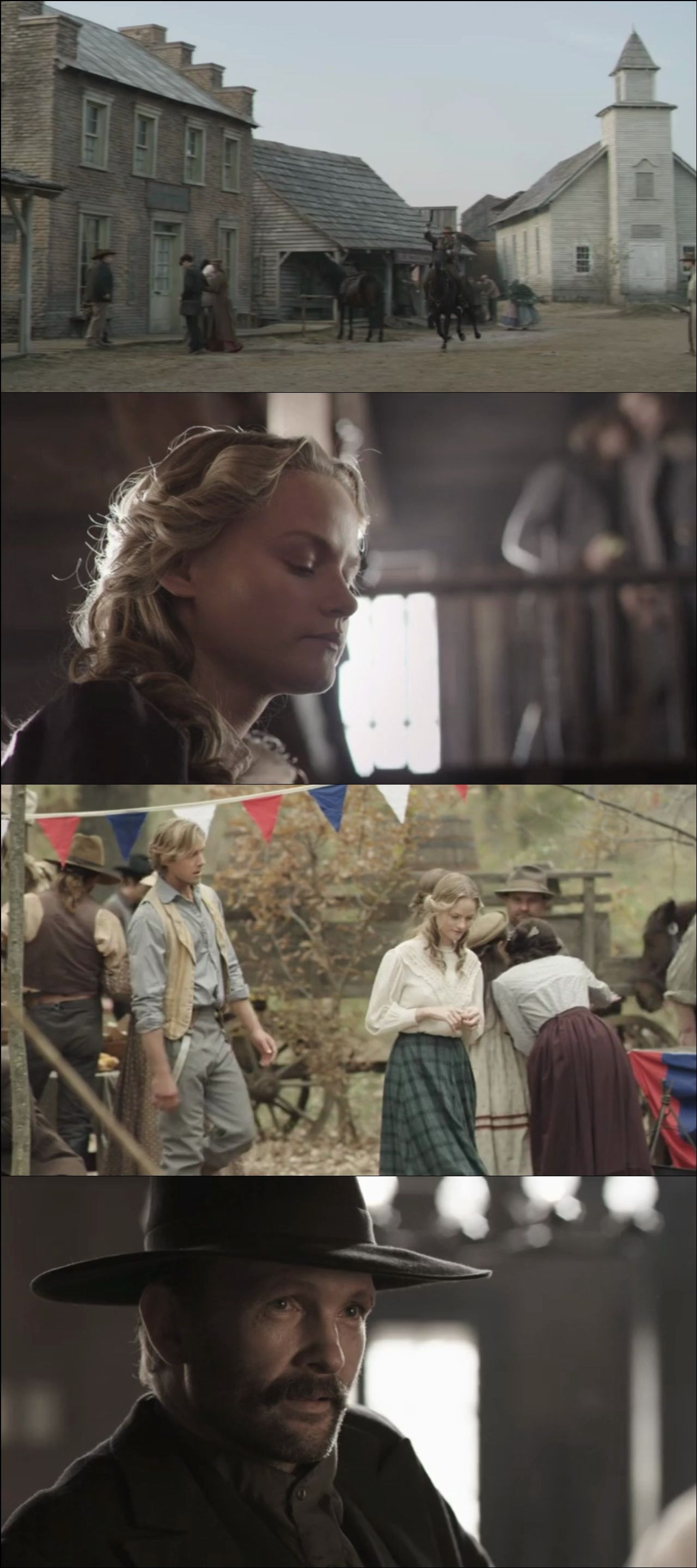 Hatfields & McCoys (2012) Mini Dizi Tüm Bölümler türkçe dublaj indir