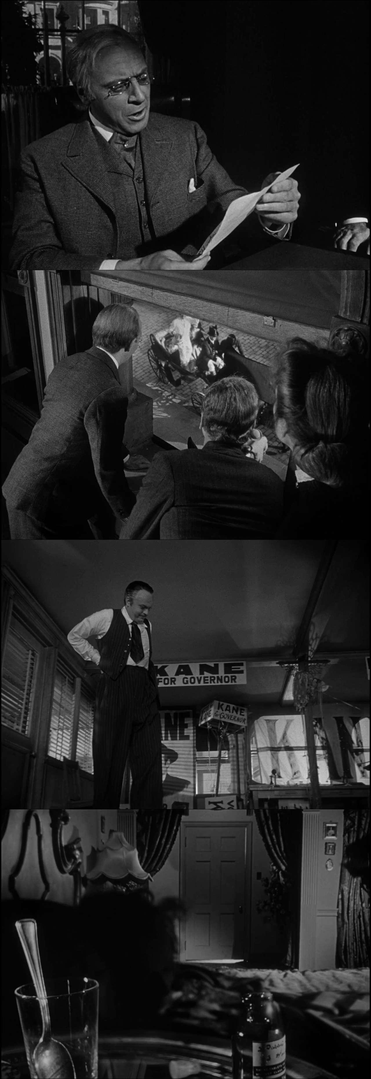 Yurttaş Kane - Citizen Kane (1941) türkçe dublaj full film indir