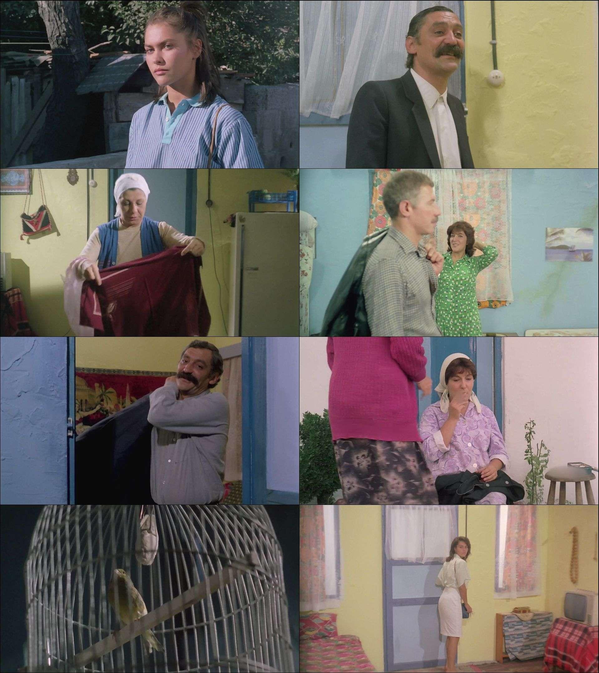 Çil Horoz (1987) hd yerli film indir