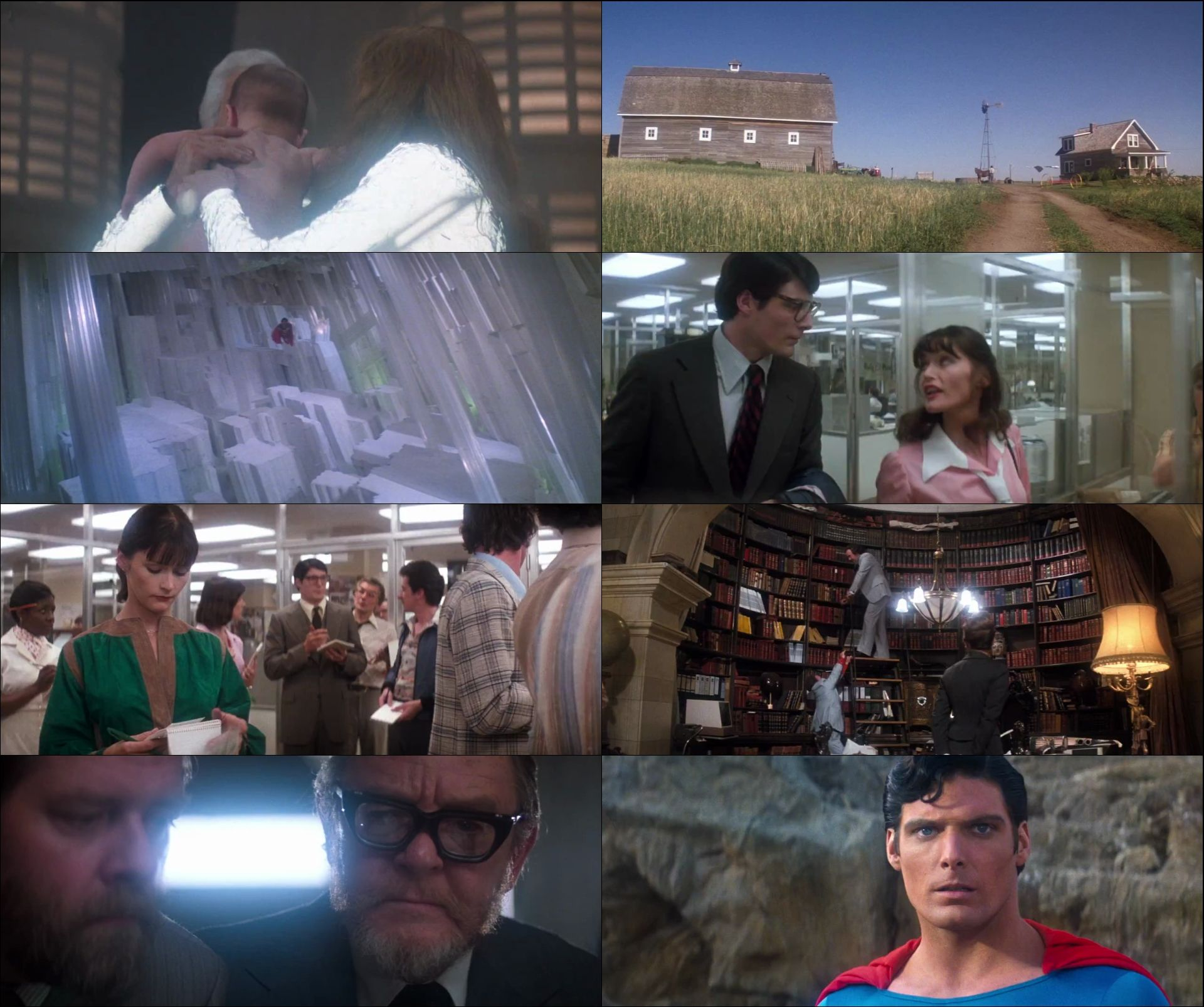 Superman (1978) türkçe dublaj film indir