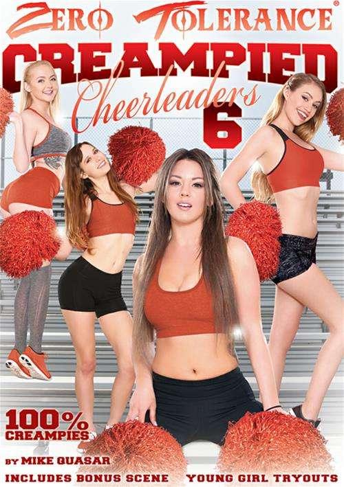 Обконченные Болельщицы 6 | Creampied Cheerleaders 6