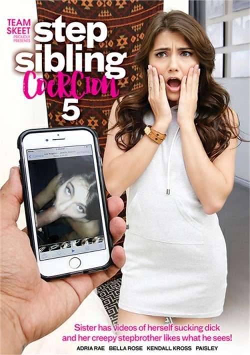 Принуждение Сводных Братьев и Сестер 5 | Step Sibling Coercion 5