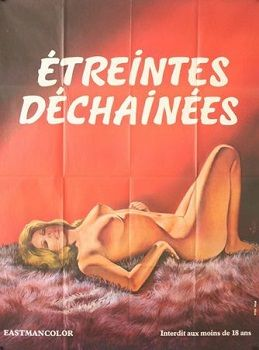 Etreintes déchaînées / Возбуждающие объятия (Claude Pierson (as Andrée Marchand), Les Films Claude Pierson) 1977 DVDRip |