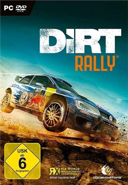 DiRT Rally [v 1.1] | PC | RePack от Valdeni