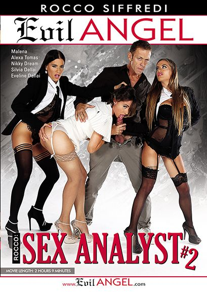Постер:Rocco Sex Analyst 2