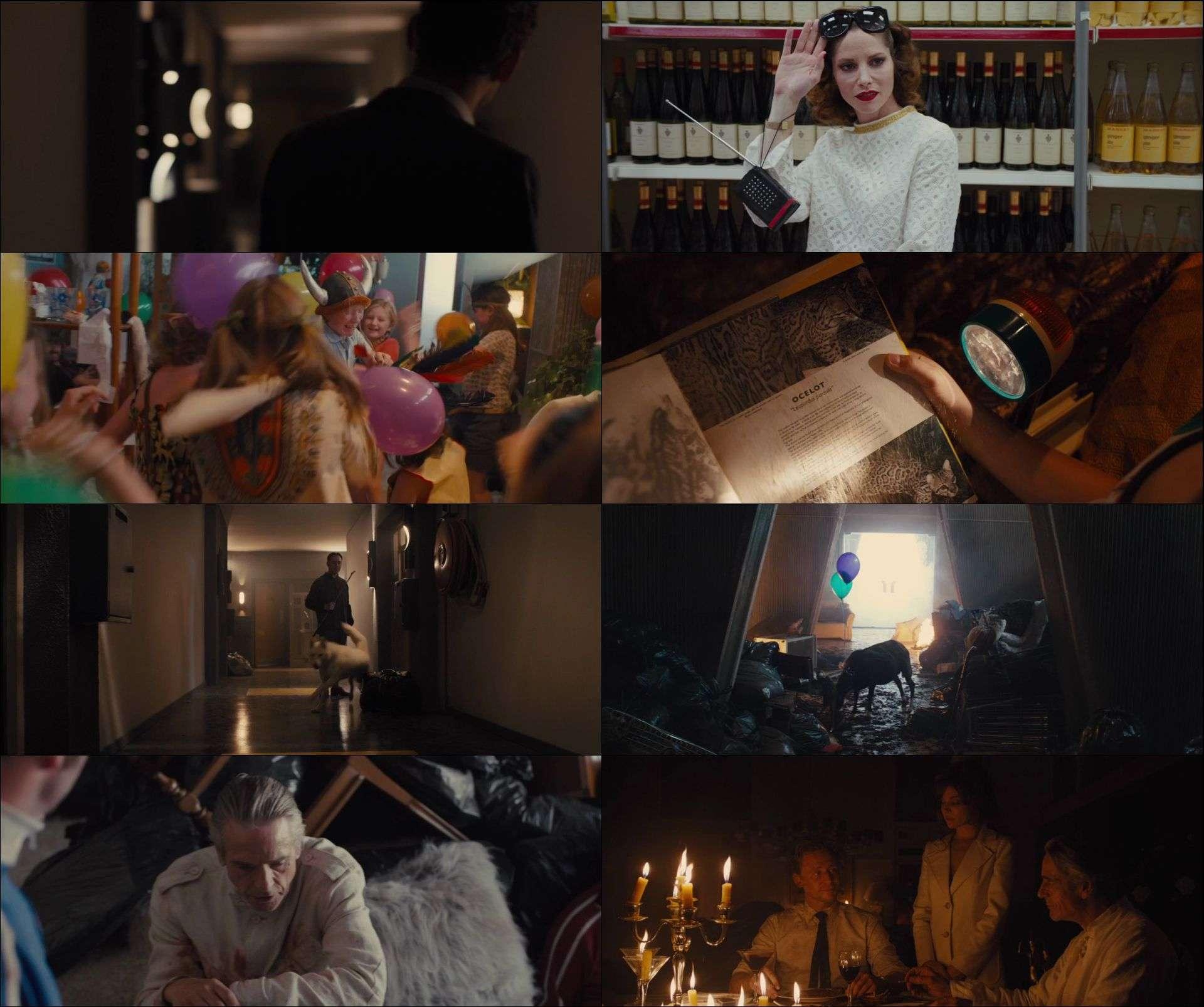 Gökdelen -  High-Rise (2015) türkçe dublaj hd film indir