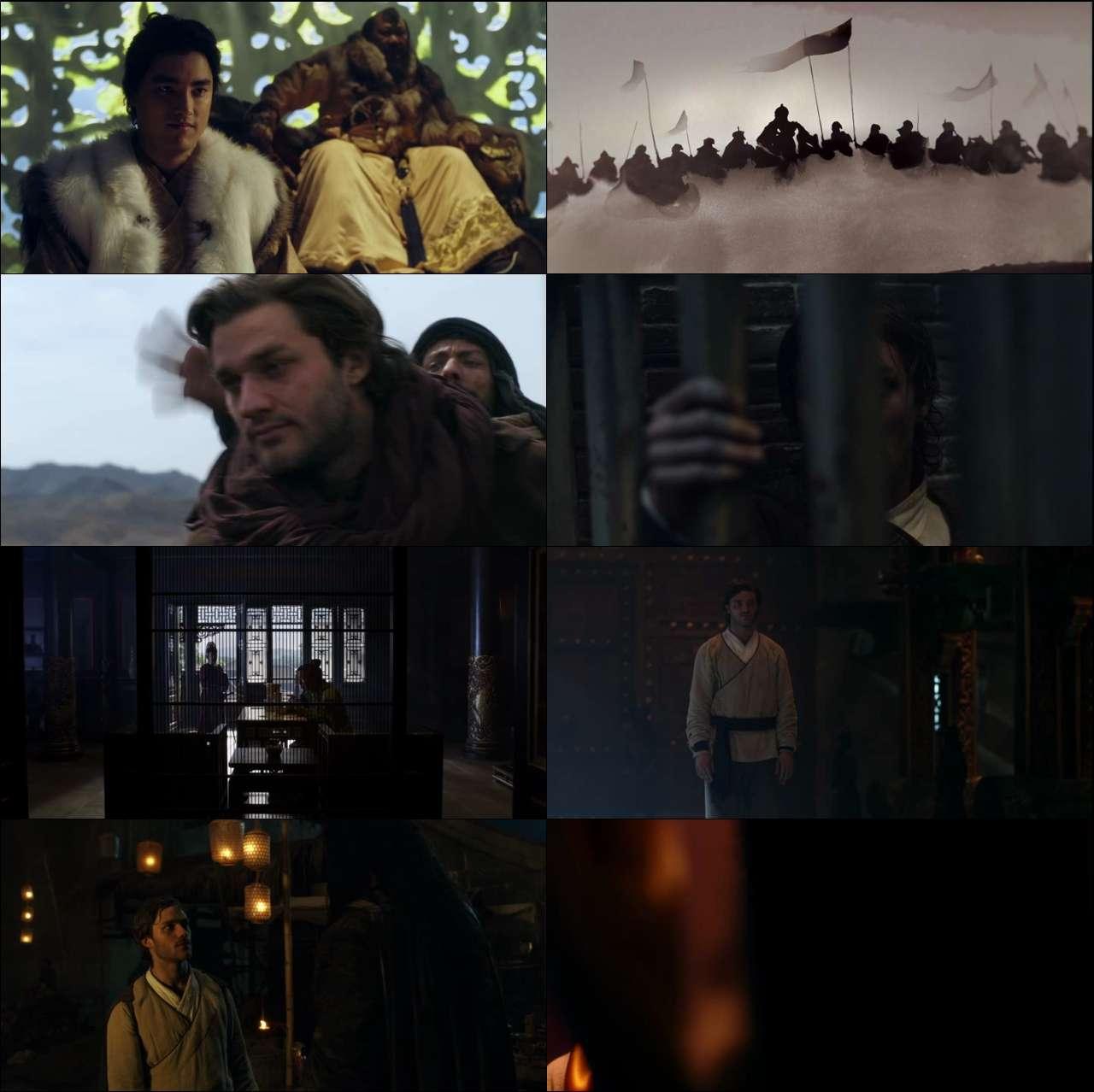 Marco Polo (2014–) Yabancı Dizi 1. Sezon Tüm bölümler türkçe dublaj indir