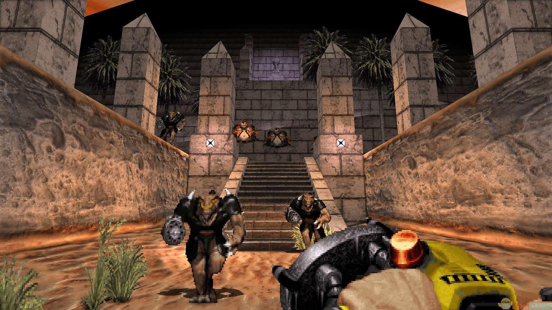 毀滅公爵3D:20週年紀念版簡體免安裝