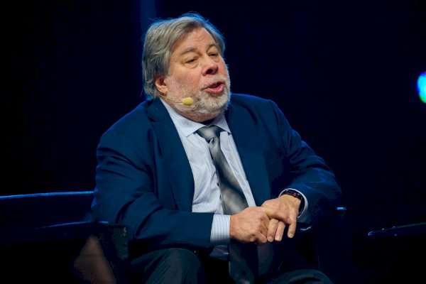 Steve Wozniak Has Joined an Energy-Focused Blockchain Startup in Malta