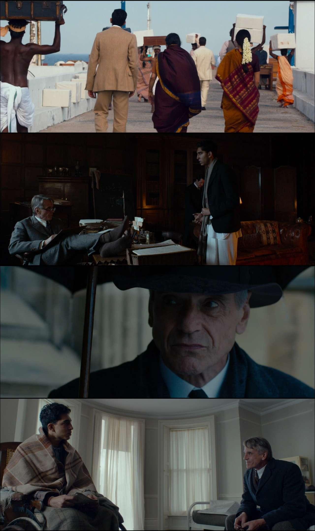 Sonsuzluk Teorisi - The Man Who Knew Infinity (2015) hd türkçe dublaj film indir