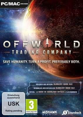 Offworld Trading Company [v1.10.14376 + 4 DLC]   PC   Лицензия