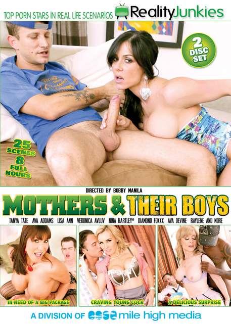 Мамочки И Их Мальчики | Mothers & Their Boys