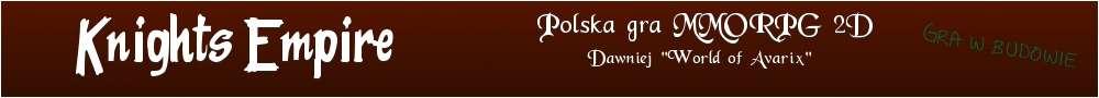 World Of Avarix- polska gra MMORPG w klimacie Fantasy
