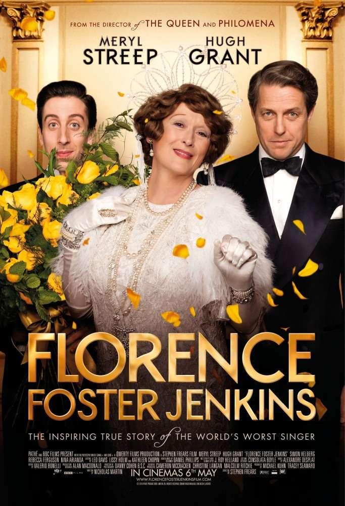 Флоренс Фостер Дженкинс | HDRip | L