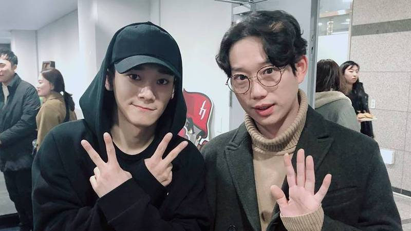 10cm's Kwon Jung Yeol Talks About Collaborating With EXO's Chen
