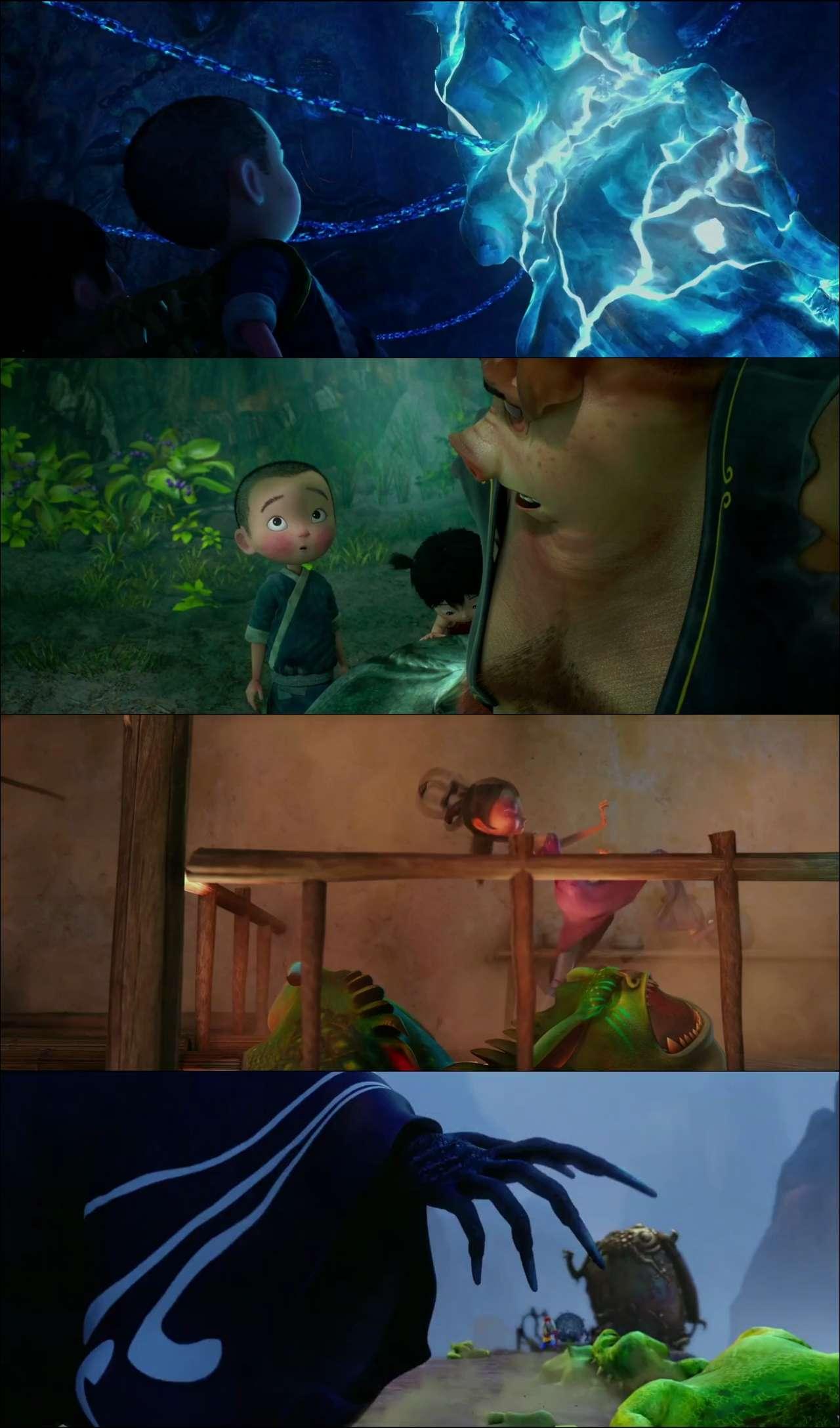 Maymun Kral Kahraman Geri Döndü -  Monkey King: Hero Is Back (2015) türkçe altyazılı film indir
