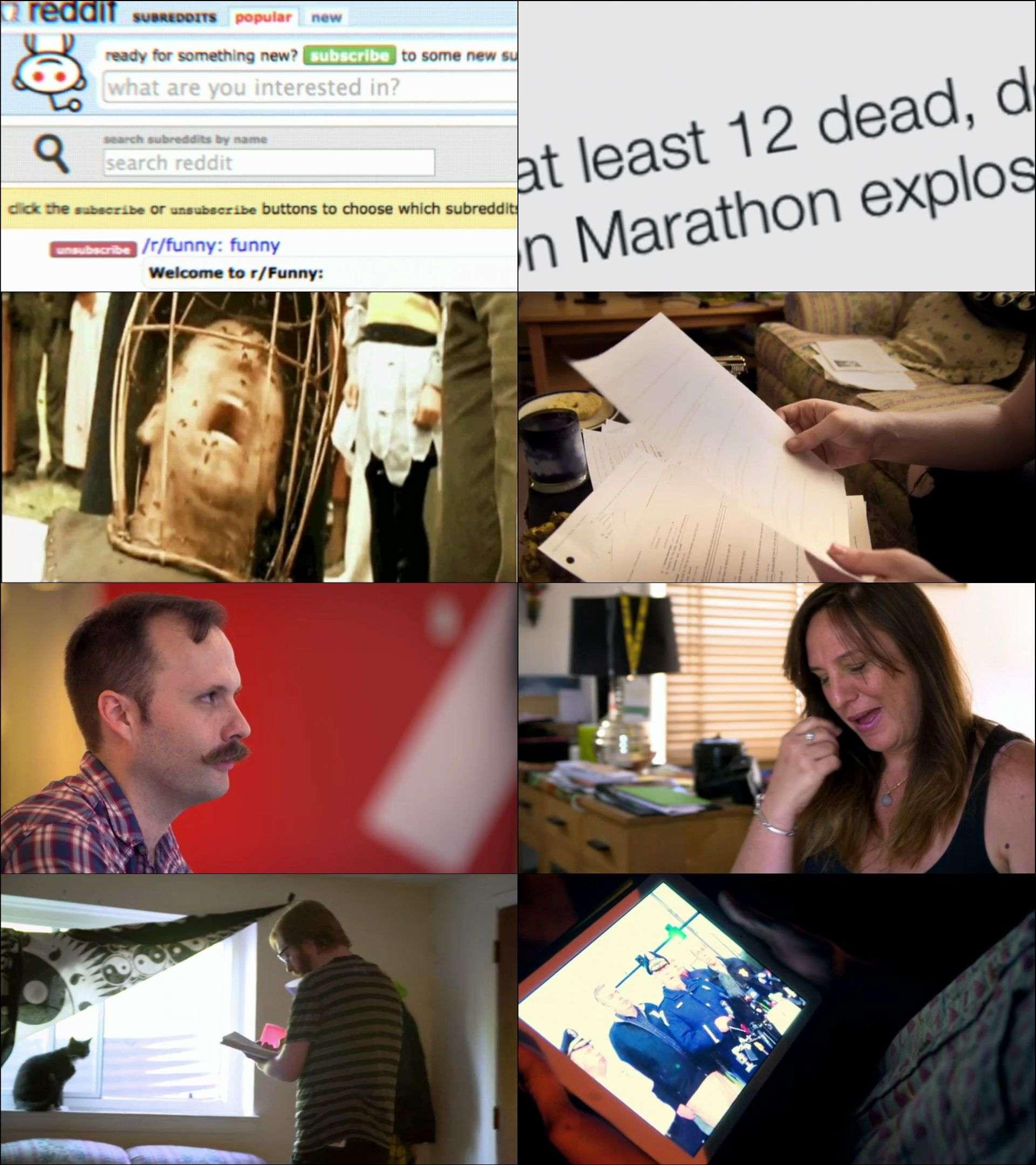 The Thread (2015) türkçe dublaj belgesel indir