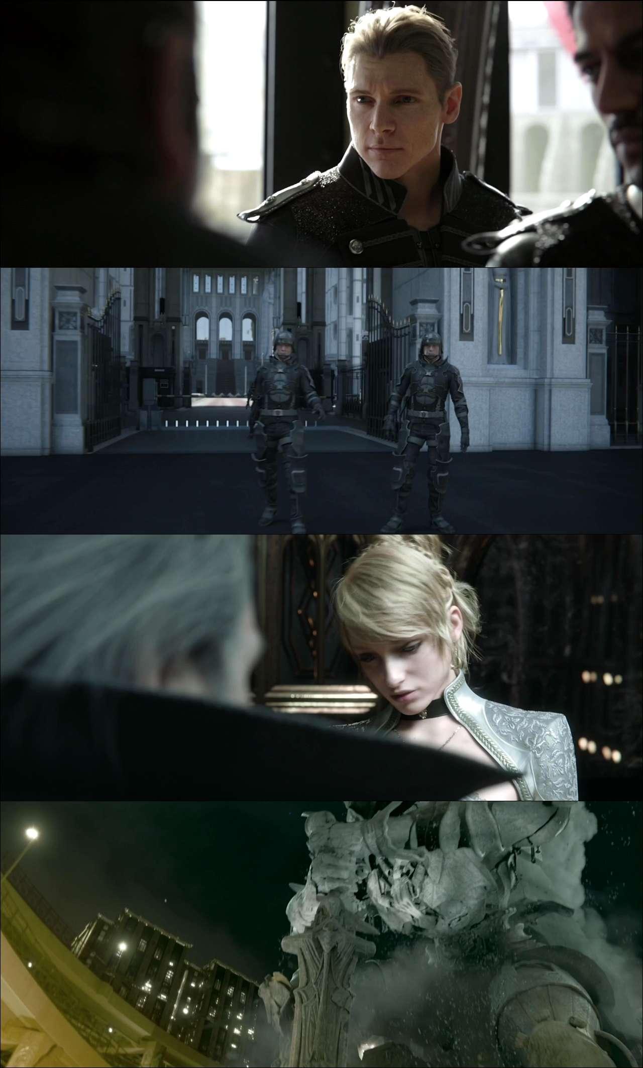 Kralın Kılıcı: Final Fantasy XV (2016) türkçe dublaj film indir