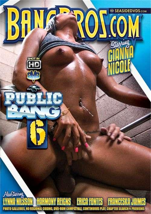 Публичный Bang 6 | Public Bang 6