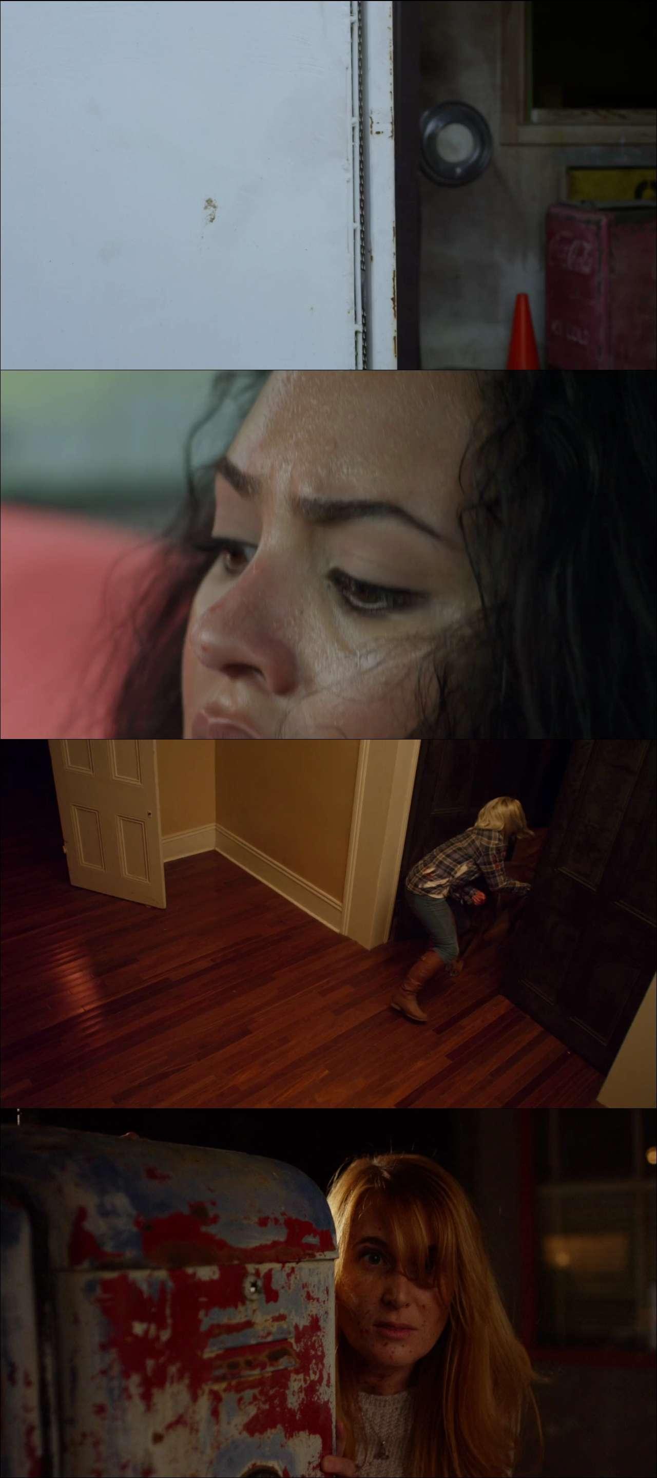 Night of the Wild (2015) türkçe dublaj korku filmi indir