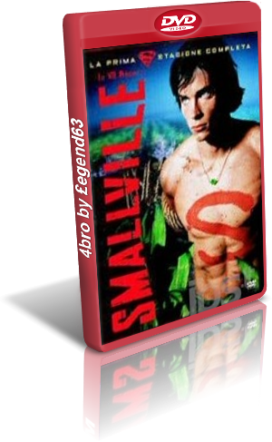 Smallville - Stagione 5 (2005) [Completa] 6XDVD9 copia 1:1 ita/multi