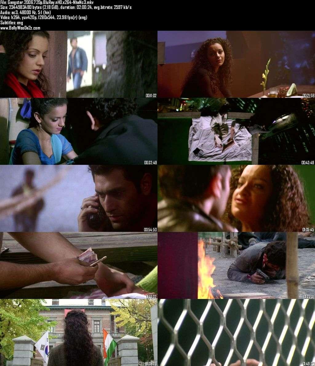 Gangster (2006) 720p - BluRay - x264 - DD5.1-NhaNc3