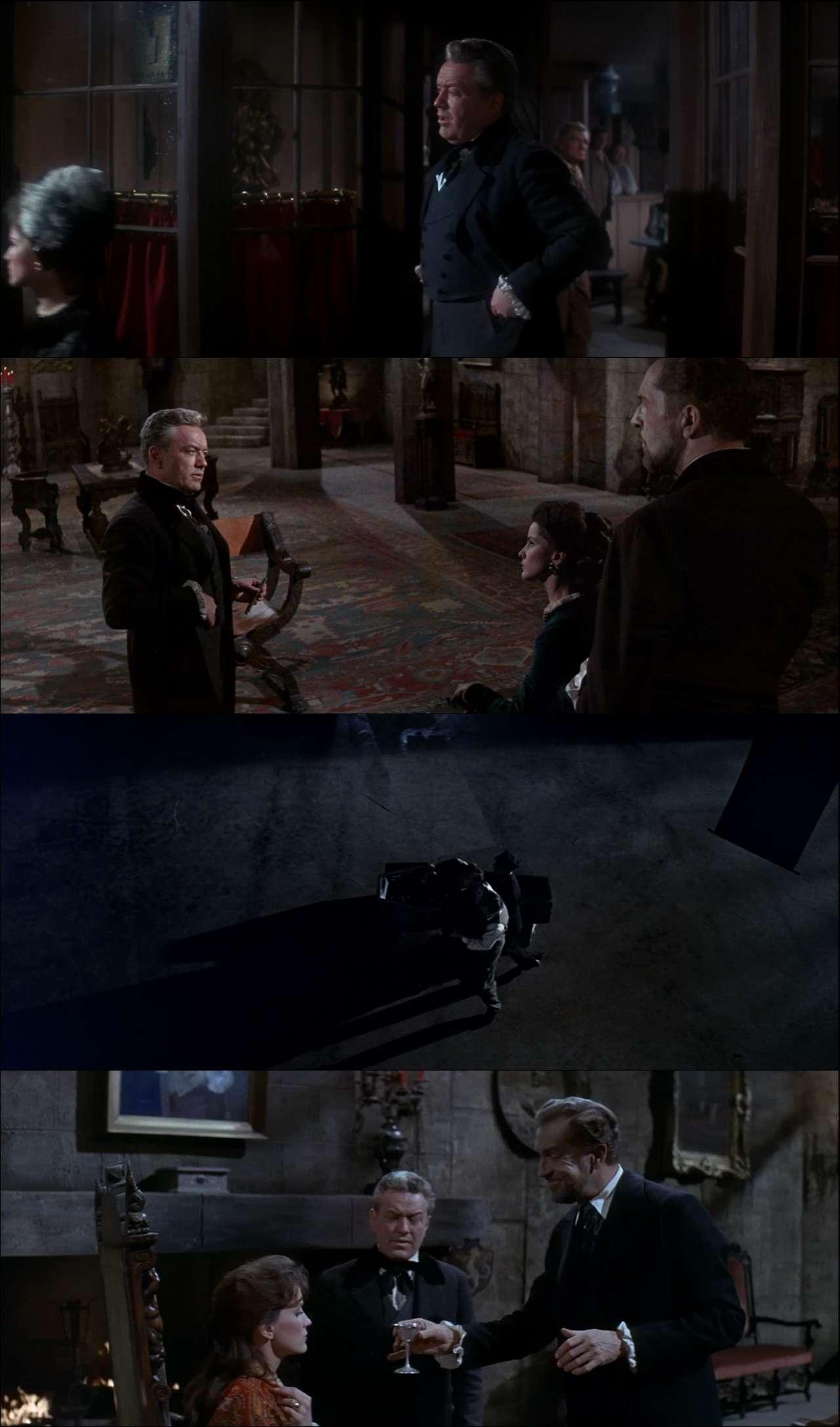 Lanetli Şato - The Haunted Palace (1963) full türkçe dublaj film indir