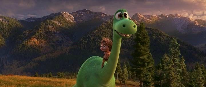 Хороший динозавр | BDRip | Лицензия