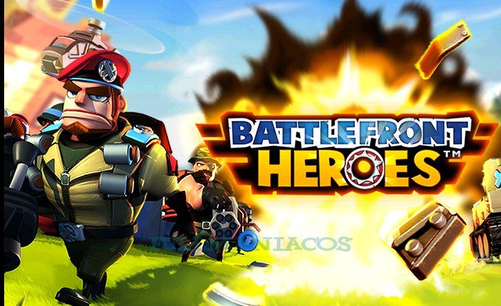 Batlle Front Heroes Hack con Locker Blue