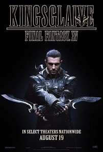 Кингсглейв: Последняя фантазия XV | BDRip-AVC | Лицензия