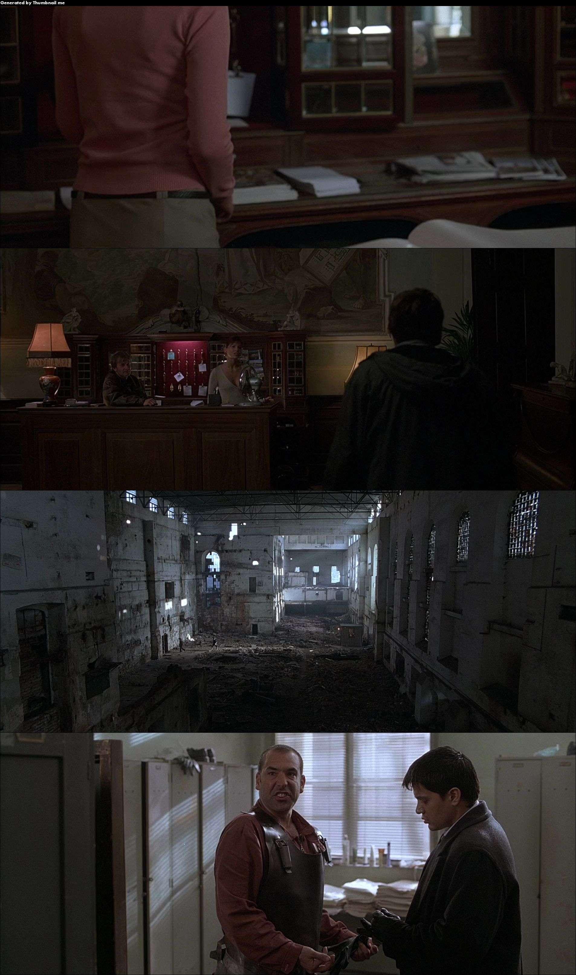 Otel - Hostel (2005) türkçe dublaj film indir