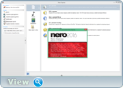 Nero Burning ROM 2016 17.0.8 Portable by PortableWares
