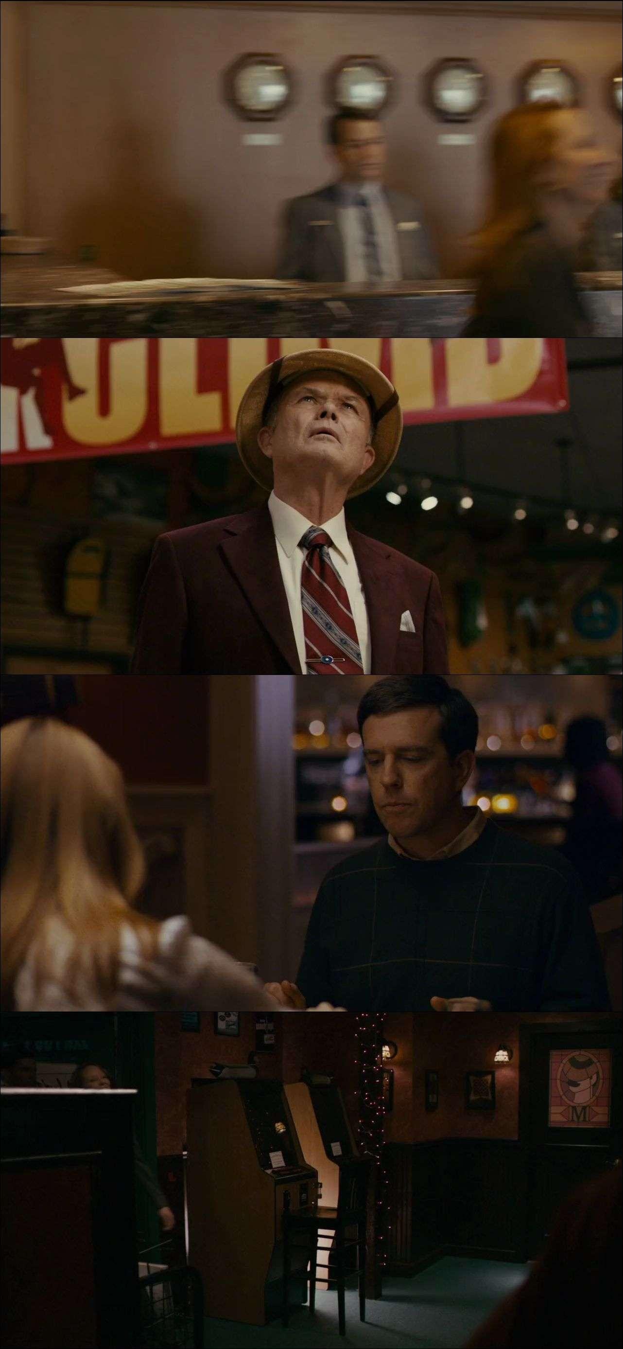 Çılgın Bir Haftasonu - Cedar Rapids (2011) türkçe dublaj komedi filmi indir
